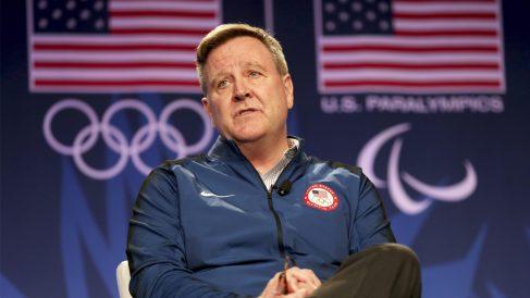 Scott Blackmun, ex presidente de Comité Olímpico de EEUU. (Foto: AFP)
