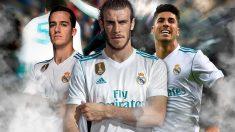 Bale, Lucas y Asensio se juegan un puesto para París.