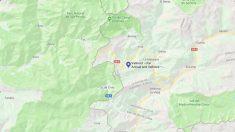 Zona en Andorra donde se ha producido el alud