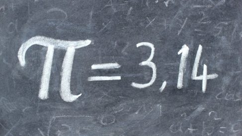 Pasos para calcular el valor de Pi.