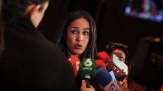 Begoña Villacís, portavoz de Ciudadanos en el Ayuntamiento de Madrid.