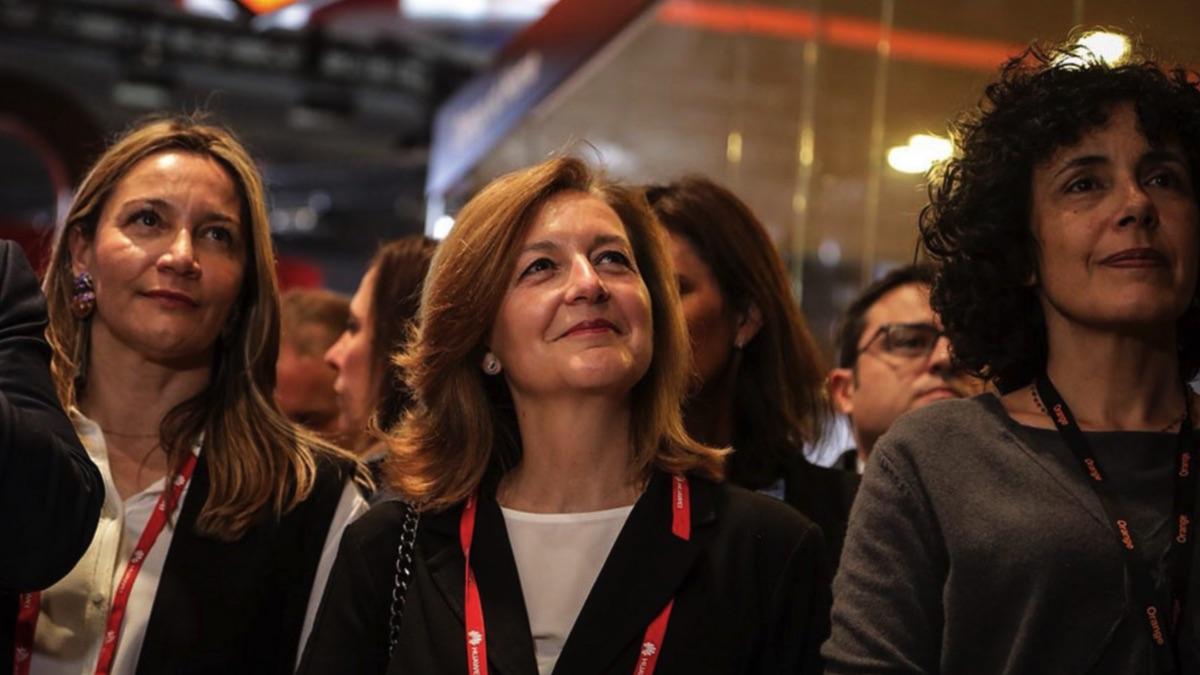 Carina Mejías, portavoz de C's en el Ayuntamiento de Barcelona.