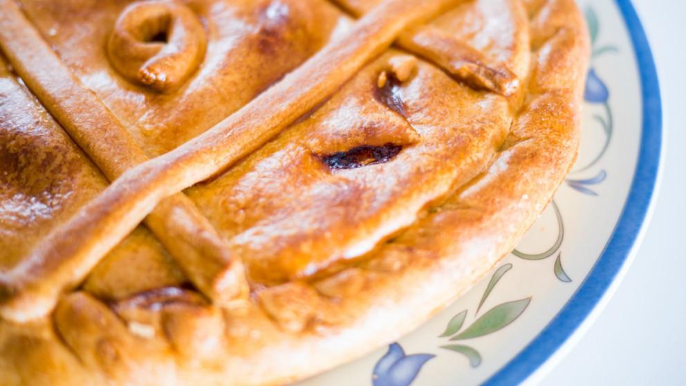 Receta de empanada de morcilla casera fácil de preparar