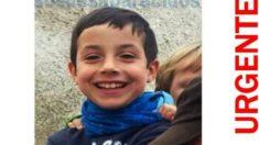 El niño Gabriel Cruz.