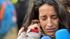 Patricia, madre de Gabriel, el niño de 8 años desaparecido en Níjar, Almería. (Foto: EFE)