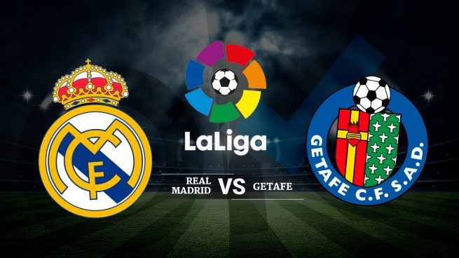 Ver Getafe Vs Real Madrid: Canal De Televisión Para Ver En Vivo Real Madrid