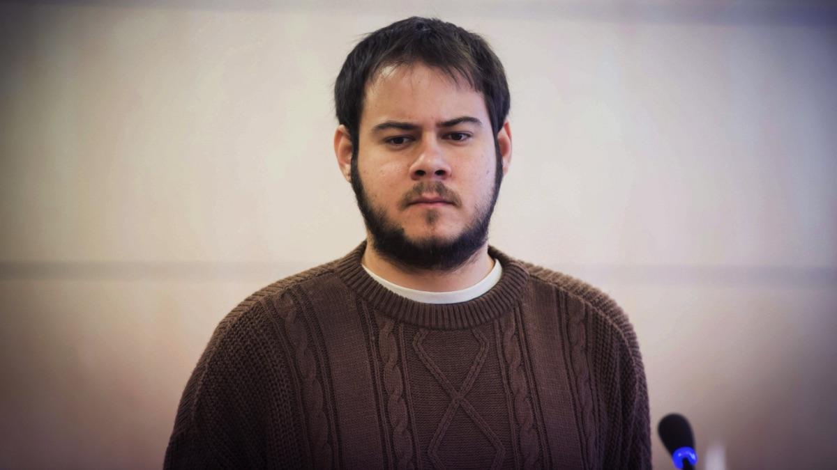 El rapero Pablo Hasél. (Foto: EFE)