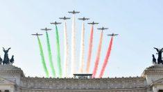 Aniversario de la unidad italiana (Foto. Getty)