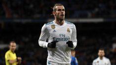 El Manchester United quiere que Gareth Bale sea la próxima temporada su nueva estrella (AFP)