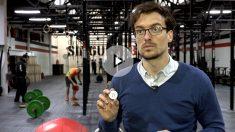 Javier Pascual, socio fundador de Singular WOD (Vídeo: E. Falcón)
