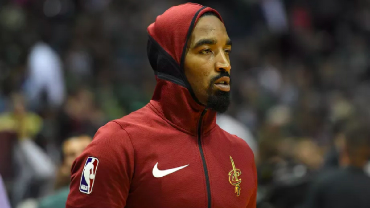 JR Smith tiene una trayectoria conflictiva en la NBA.