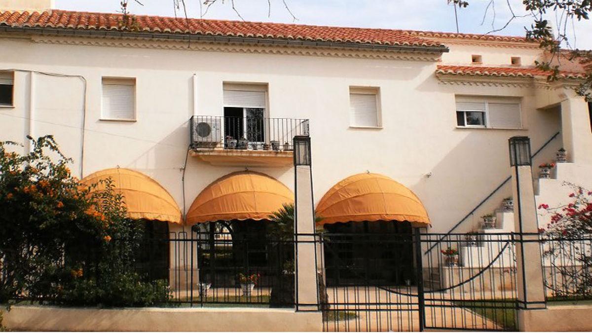 Centro de acogida Plana Baixa de Nules (Castellón).