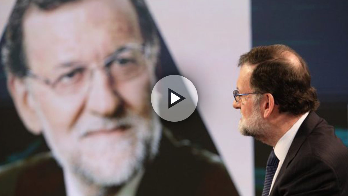 Mariano Rajoy en 'El programa de Ana Rosa'.