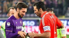 Gianluigi Buffon dedica una emotiva carta de despedida a su compañero de selección Davide Astori (Instagram).