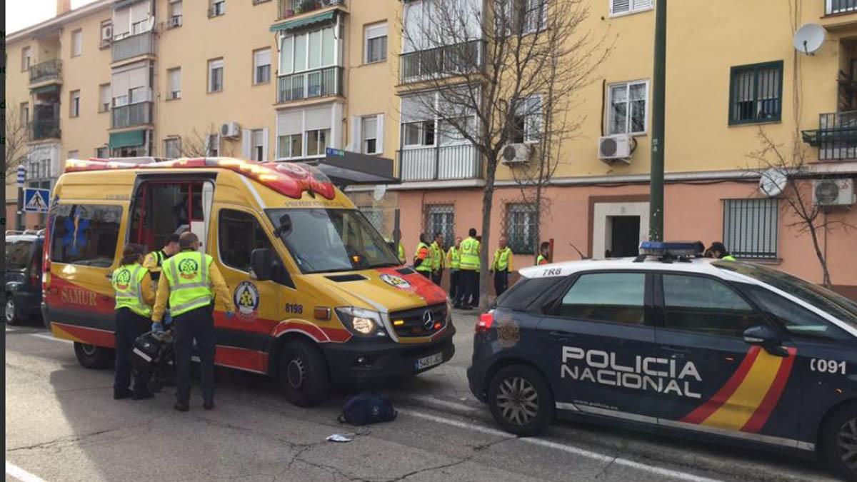 Policía y servicios de emergencias en Carabanchel