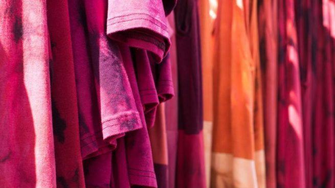 teñir ropa