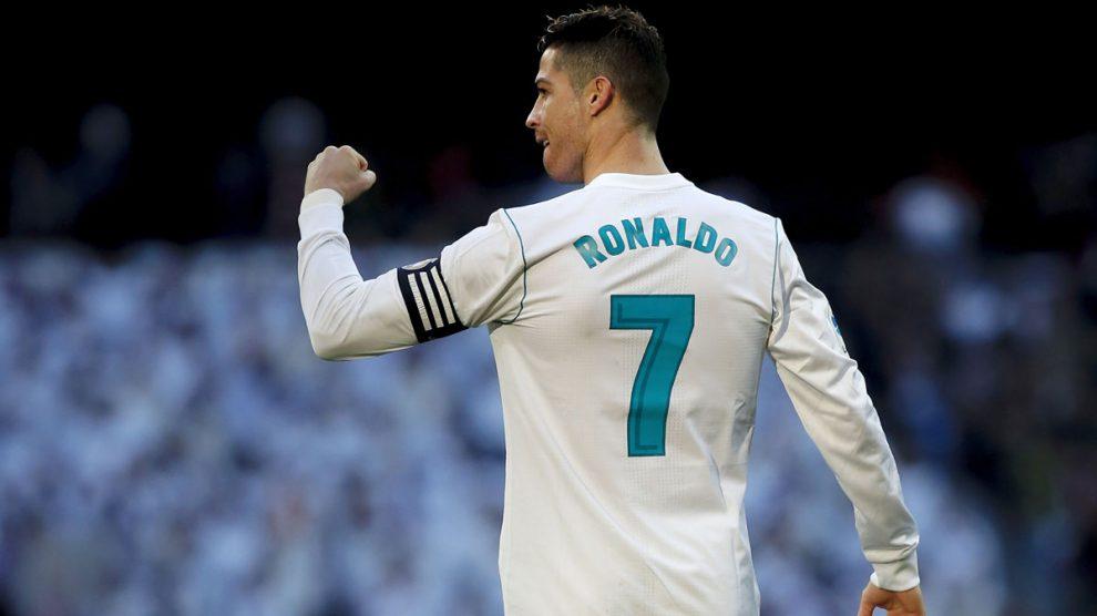 Cristiano Ronaldo (GETTY).
