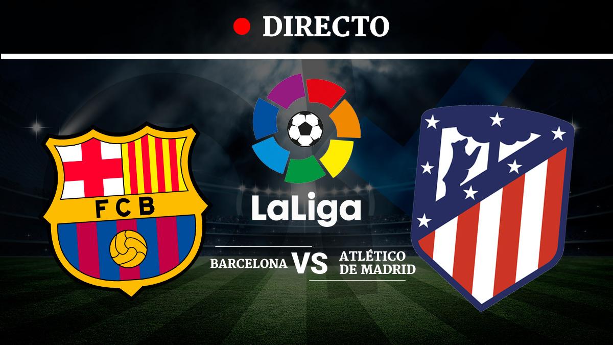 futbol atletico de madrid barcelona en vivo