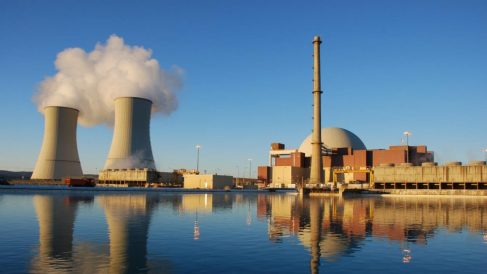 Centrales nucleares en España (Foto. Enresa)