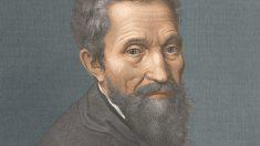 El artista renacentista Miguel Ángel.