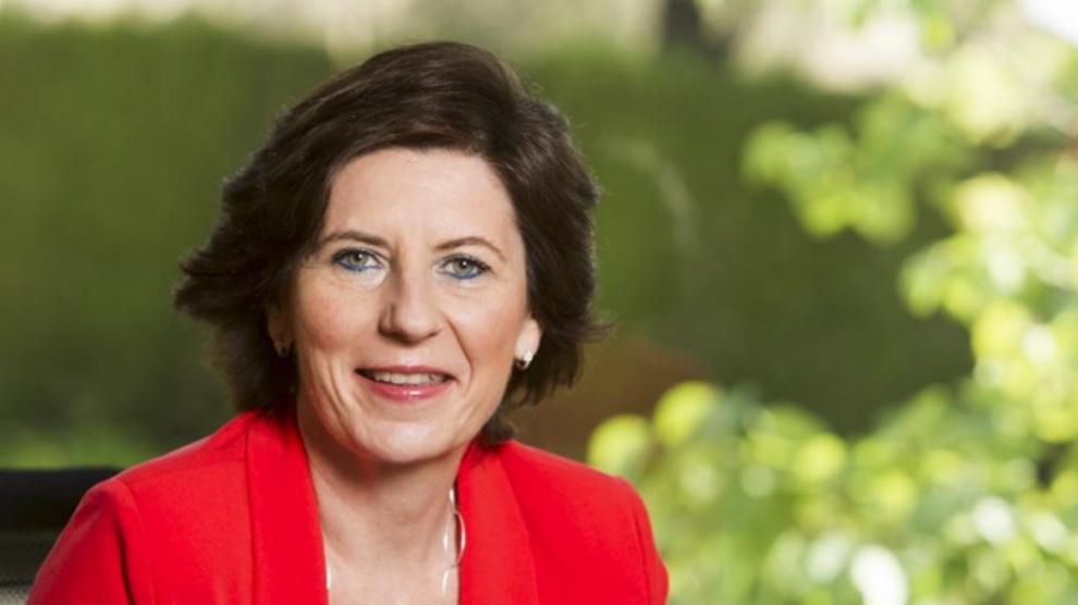 Helena Herrero, presidenta de HP España y Portugal