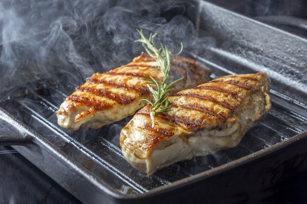 pechuga pollo a la plancha
