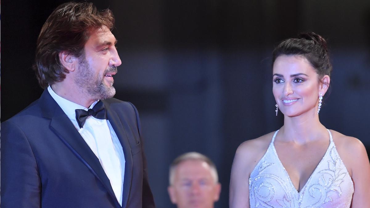 Javier Bardem y Penélope Cruz. (Foto: AFP)