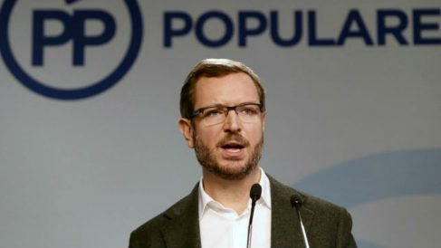 Javier Maroto, vicesecretario de Política Social y Sectorial del PP. (EFE)