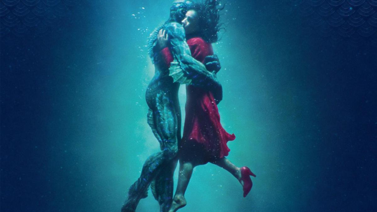'La forma del agua', mejor película de los Oscar 2018.