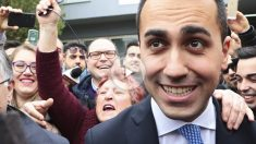Luigi di Maio, candidato del M5S en las elecciones italianas. (Foto: AFP)