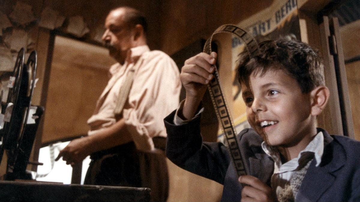 'Cinema Paradiso' se llevó el Óscar a mejor película de habla no inglesa en 1988