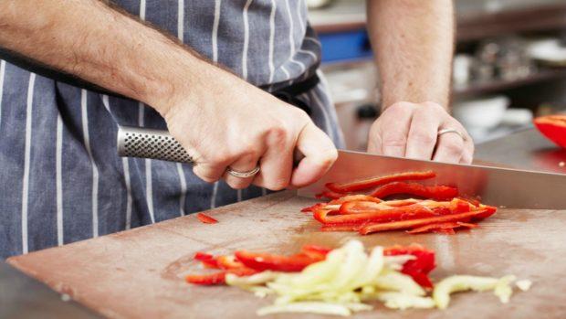 calabacines rellenos de verduras