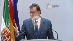 El presidente del Gobierno, Mariano Rajoy, ha entrado en un bucle para comprometerse con el nuevo modelo de financiación autonómica