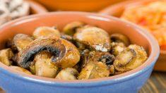 Receta de Setas al ajillo deliciosa y fácil de preparar