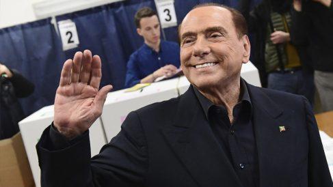 Silvio Berlusconi. (Foto: AFP)