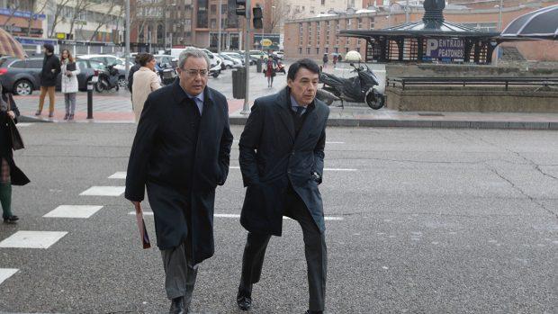 González declara en Plaza de Castilla por amañar un contrato de 360.000 € del Canal