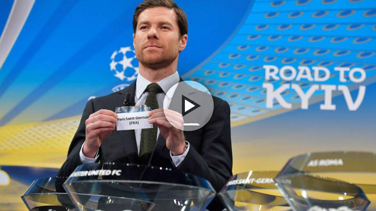 RAC1 se reía del emparejamiento del Real Madrid con el PSG.