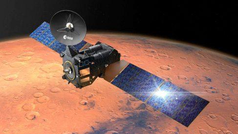 Una misión en busca de gases aprovechables para los sers humanos