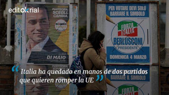 Los que se quejan de España, que miren a Italia