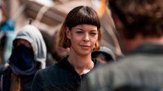 Jadis en 'The Walking Dead'.