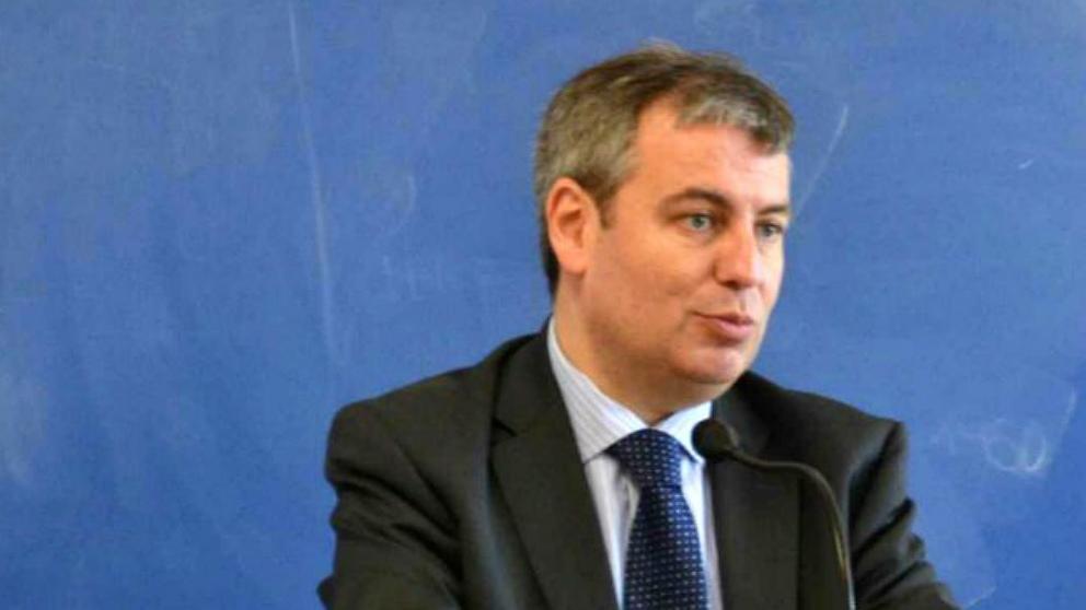 Jordi Xuclà, diputado del PDeCAT.