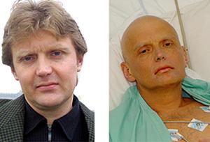 Alexandre Litvinenko, un ex espía ruso, murió por envenenamiento con polonio en Londres.
