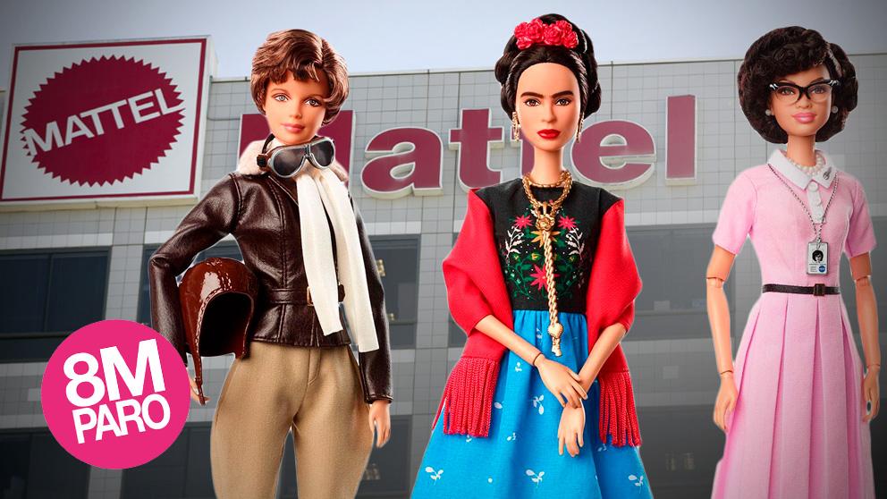 Barbies de Mattel