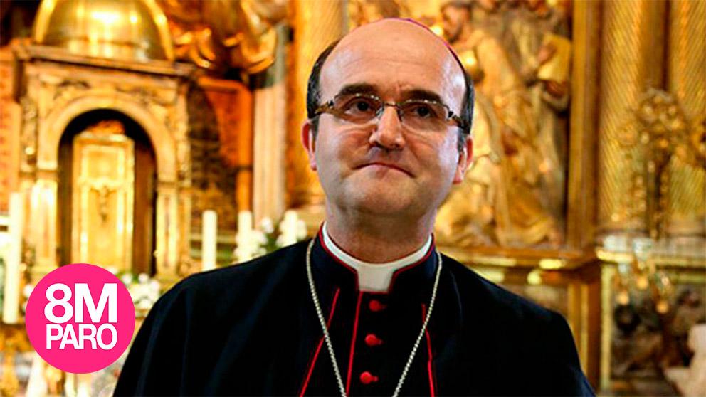 El obispo José Ignacio Munilla.