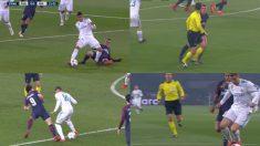 Todas las polémicas del PSG – Real Madrid.