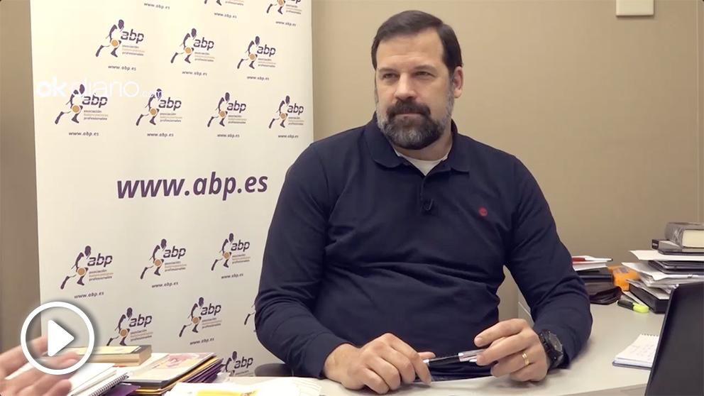 Alfonso Reyes es presidente de la ABP desde 2014.