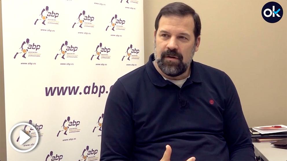 Alfonso Reyes, en su entrevista con OKDIARIO.