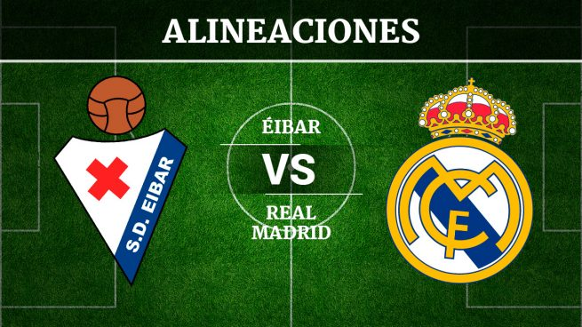 Éibar vs Real Madrid