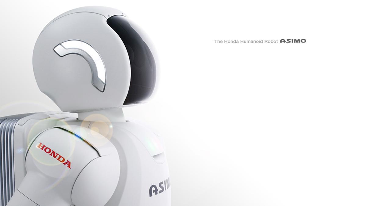 Honda está detrás de ASIMO, el primer robot humanoide dotado con tecnología para el comportamiento autónomo