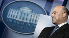El ex presidente de Goldman Sachs dimite como asesor económico de Donald Trump. Foto: AFP